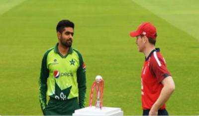 پاکستان اور انگلینڈ کے مابین ٹی 20 سیریز کا پہلا میچ آج کھیلا جائے گا