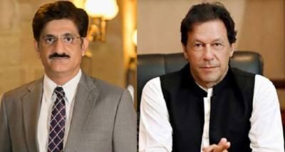 وزیراعظم کا وزیراعلیٰ سندھ سے ٹیلیفونک رابطہ، ہر ممکن تعاون کی یقین دہانی