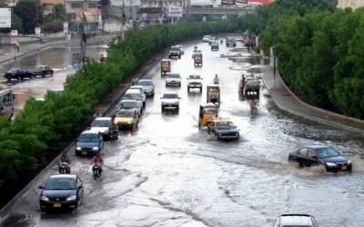 کراچی: شارع فیصل پرٹریفک کی روانی بحال،مولوی تمیز الدین روڈ پربھی آمد و رفت جاری