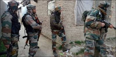 بھارتی فوج کی فائرنگ سے 4 کشمیری نوجوان شہید