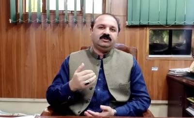 سی او ہیلتھ ڈاکٹر شعیب گورمانی کی وقت نیوز سے خصوصی گفتگو