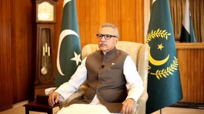 کراچی سمیت پورے سندھ کو تنہا نہیں چھوڑ ا جائے گا ،صدر