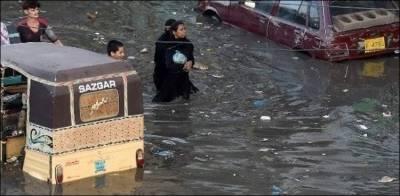 کراچی میں آج ڈوبنے اور کرنٹ لگنے سے اموات کی تعداد 6 ہو گئی
