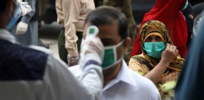 پاکستان میں سردیوں میں کورونا وائرس کی دوسری لہر آنے کا امکان