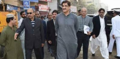 کوشش ہے شام تک علاقے کلیئر ہوجائیں: وزیراعلیٰ سندھ