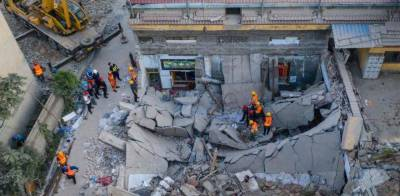 6.8شدت کے زلزلے نے چلی کے شمال مغرب میں ویلینار کو ہلا کررکھ دیا
