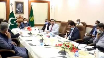 وزیراعلیٰ پنجاب کی کوہ سلیمان رینج میں 4چھوٹے ڈیموں پرابتدائی کام شروع کرنے کی منظوری