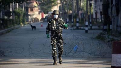 کووڈ 19: مقبوضہ جموں و کشمیر میں لاک ڈان میں مزید توسیع