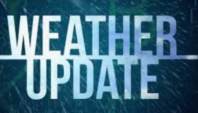 24 گھنٹوں میں مزید بارش کا امکان ہے، محکمہ موسمیات