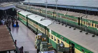 محکمہ ریلوے نے تمام ٹرینوں کو 15 ستمبر سے چلانے کیلئے حتمی اقدامات کر دیئے