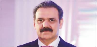 عاصم سلیم باجوہ نے الزامات کی تردید کر دی