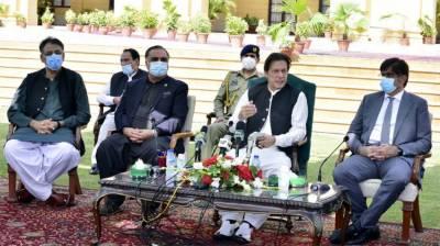 وزیراعظم کا کراچی کے دیرینہ مسائل کے حل کیلئے گیارہ سوارب کے ترقیاتی پیکج کا اعلان