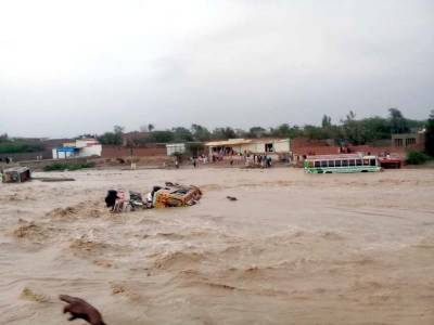 بارشوں کی تباہی کے بعد اسپیکر پنجاب اسمبلی کا چکوال، کلر کہاراور خوشاب کو آفت زدہ قرار دینے کا مطالبہ
