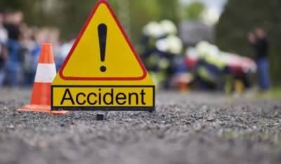 ٹریفک کے المناک حادثہ میں -3 بچوں کا باپ جاں بحق