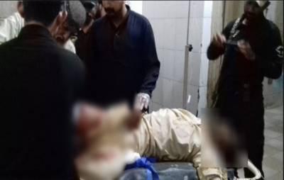 فیصل آباد ، پولیس مقابلہ ،4ملزم ہلاک