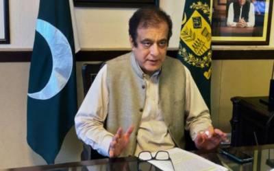 پاکستان اقتصادی مشکلات پر قابو پا رہا ہے: شبلی فراز