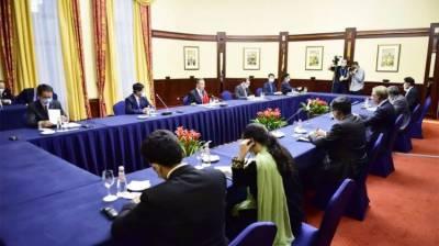 پاکستان ،چین خطے میں امن واستحکام کیلئے قابل اعتماد تذویراتی شراکت دار ہیں،وزیرخارجہ