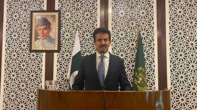 مسئلہ کشمیر تنازعہ کے حل تک اقوام متحدہ کے ایجنڈے میں شامل رہے گا،پاکستان