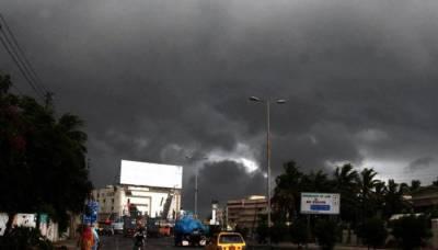 مون سون ہوائیں مشرقی سندھ پہنچ گئیں، کراچی میں بارش کا امکان