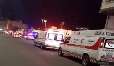 سعودی عرب:پٹرول پمپ میں آگ لگنے سے دو افراد ہلاک