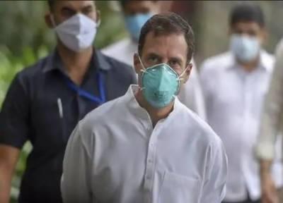 بھارت: کرونا وائرس کے پھیلاﺅ کی بڑی وجہ گھمنڈی مودی ہے۔ راہول گاندھی
