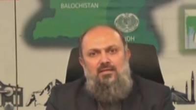 کرونا کے خلاف مشترکہ جدوجہد میں این سی او سی کا کلیدی کردار ہے,وزیراعلیٰ بلوچستان
