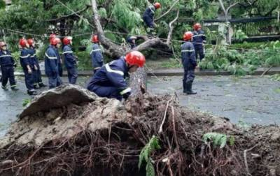 ویت نام میں طوفان سے بڑے پیمانے پر تباہی، سیلاب کا خطرہ