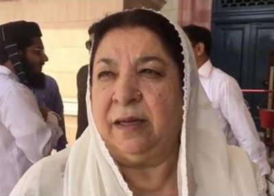 نواز شریف کی رپورٹس پر میڈیکل بورڈ کو بیوقوف نہیں بنایا گیا۔ ڈاکٹر یاسمین راشد