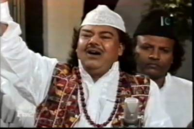 معروف قوال مقبول احمد صابری کی آج نویں برسی منائی جارہی ہے