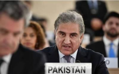 اقوام متحدہ بنی نوع انسان کو متحد کرنے میں ناکام رہی: ہ شاہ محمود قریشی