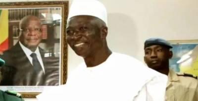 مالی میں سابق وزیردفاع نئی عبوری حکومت کے صدرمقرر