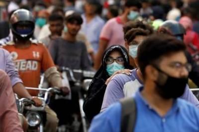 کورونا وبا: 24 گھنٹوں کے دوران 582 نئے کیسز رپورٹ اور 4 افراد دم توڑ گئے۔