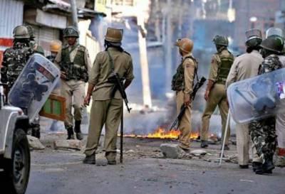 مقبوضہ کشمیر: بھارتی فوج نے ایک کشمیری نوجوان کوشہید کردیا