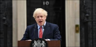 برطانوی وزیراعظم کا لاک ڈاؤن سے بچنے کیلیے نئے قوانین کا اعلان