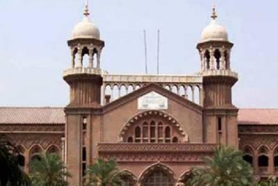 لاہور ہائیکورٹ نے توہین عدالت کی درخواست پر چیف سیکرٹری پنجاب کو نوٹس جاری کرتے ہوئے 15 اکتوبر کو جواب طلب کر لیا