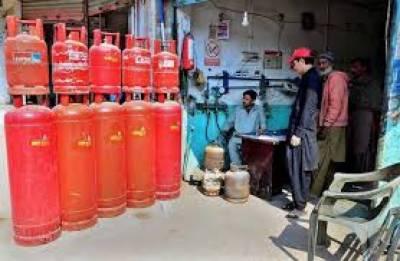گیس سلنڈروں کی قیمتوں میں 150 سے 1000 روپے تک کا اضافہ