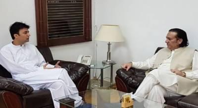 حکومت سی پیک کے ثمرات میں گلگت بلتستان کے عوام کو شراکت دار بنانے کیلئے اقدامات کررہی ہے.مراد سعید