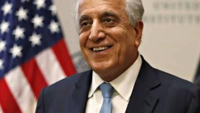 امریکہ ہر صورت افغانستان میں اپنے مفادات کا دفاع کرے گا.زلمے خلیل ذاد