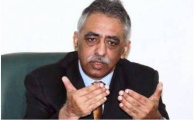 سابق گورنر سندھ محمد زبیر نے آرمی چیف سے ملاقاتوں کی تصدیق کردی