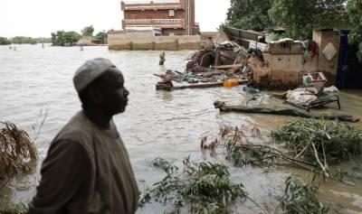 سوڈان حکومت نے بدترین سیلاب سے ملک میں انسانی بحران بڑھ جانے کے خطرے سے خبردار کیا