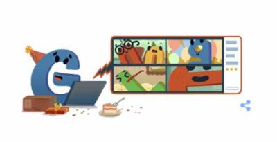 سرچ انجن گوگل کی22ویں سالگرہ