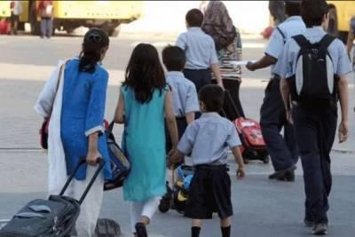 سندھ بھر میں 6 ماہ سے بند تمام تعلیمی ادارے کھل گئے۔