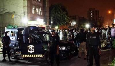 کراچی: نماز کے دوران پیش امام قاتلانہ حملے میں زخمی