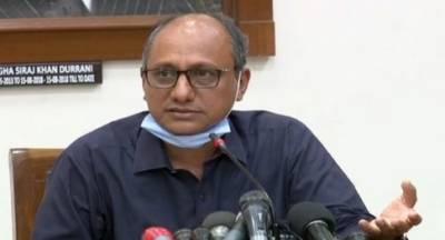 وزیرتعلیم سندھ سعید غنی نے صوبے میں تمام اسکولز کھلنے پر والدین کو خصوصی ہدایت