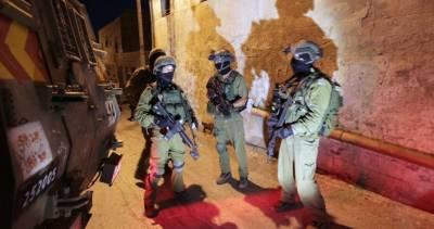 بیت المقدس اور بیت لحم سے 3 فلسطینی گرفتار