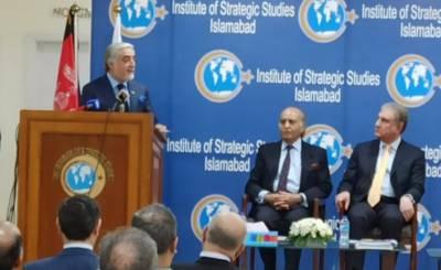 افغان امن مذاکرات میں پاکستان نے اہم مصالحتی کردار ادا کیا۔ڈاکٹر عبداللہ عبداللہ