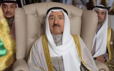 امیر کویت شیخ صباح الاحمد الجابر الصباح انتقال کرگئے