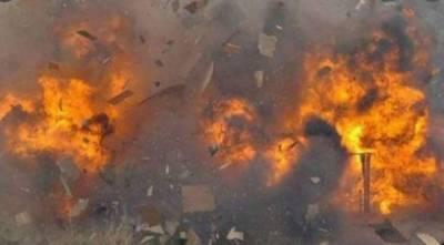 مردان میں دھماکا ، 3افرادجاں بحق ،12 زخمی