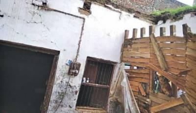 مکان کی دیوار گرنے سے 3 بچے جاں بحق:مانسہرہ