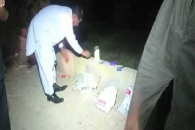 کراچی: مشرف کالونی میں سی ٹی ڈی کی کارروائی، انتہائی مطلوب دہشتگرد ہلاک